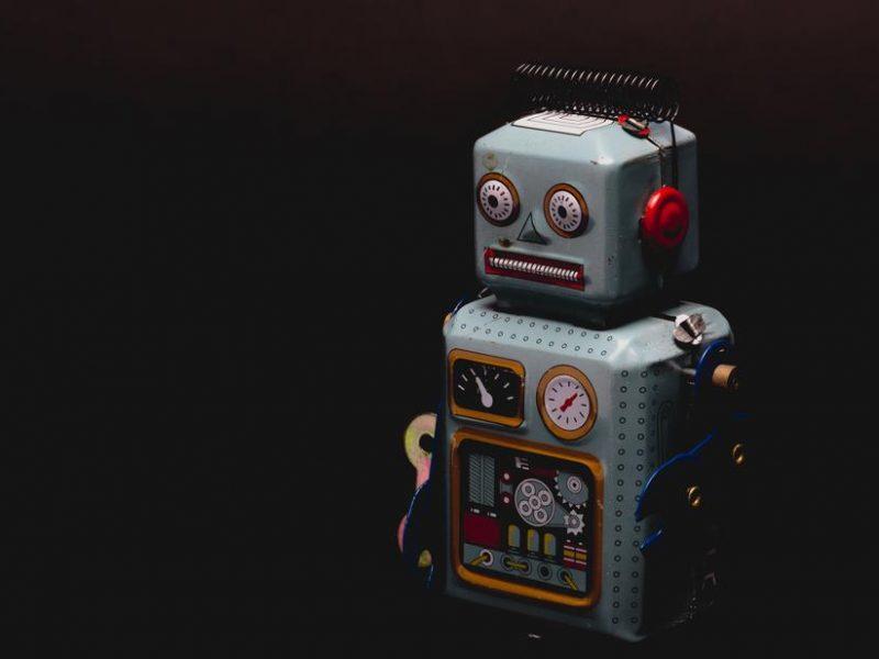 robot travail