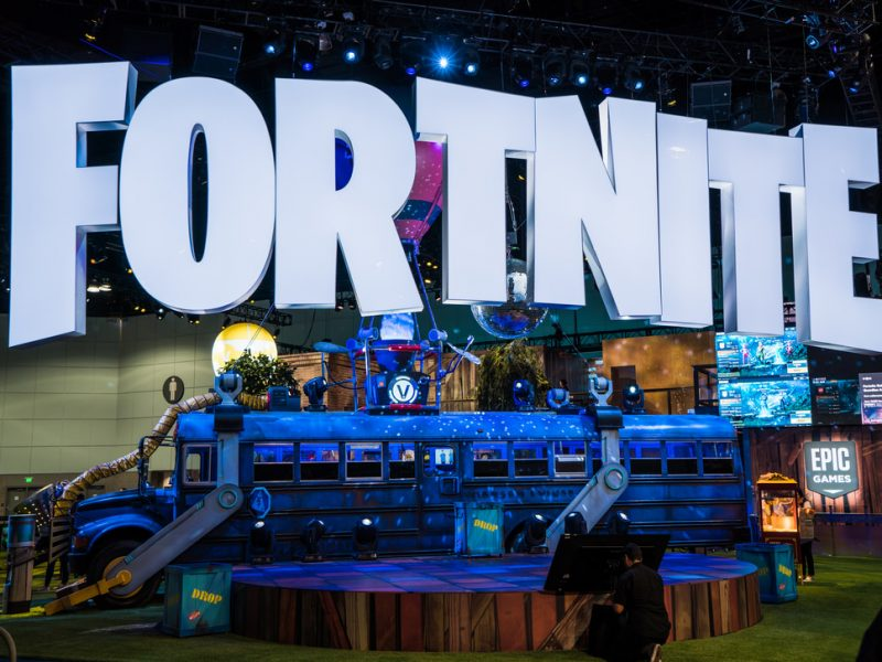 succès de Fortnite