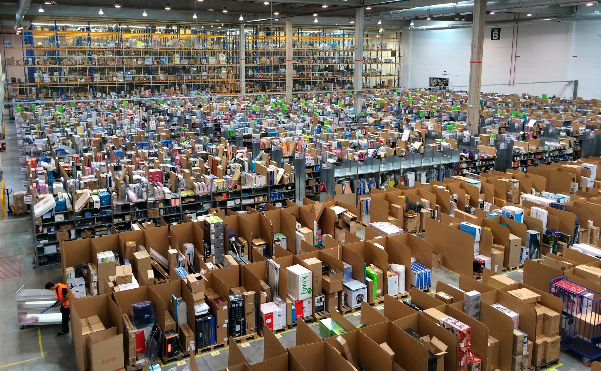 Amazon plaintes